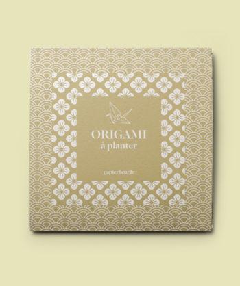 Pack origami