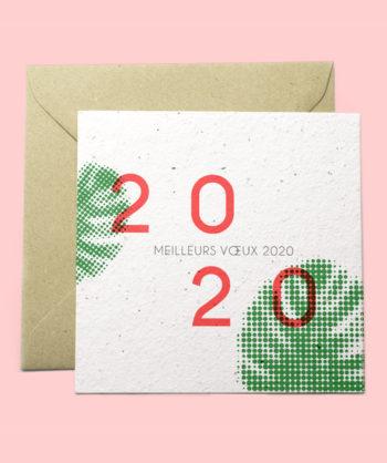 Cartes de vœux 2020