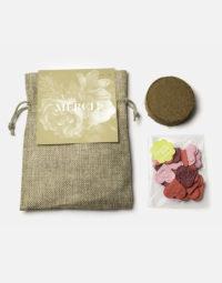 jardin-d-amour-merci-papierfleur-coeurs-rouges-cadeau-ecoresponsable