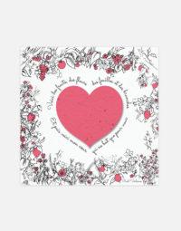 coeur-a-planter-verlaine-couleur-framboise-papierfleur-carterie-recyclee-seedpaper