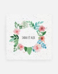 faire-part-champ-de-fleurs-recto-papierfleur-papier-ensemence-mariage-ecolo-green