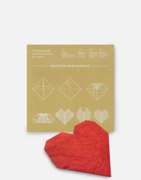 origami-coeur-rouge-plier-recyclable